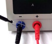 Easy Ground Wire on your Power Supply
