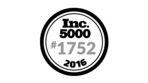 MaxBotix Inc., Ranks No. 1752 on the 2016 Inc. 5000 with Three–Year Sales Growth of 213%
